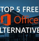 5 best alternatives to Microsoft Office