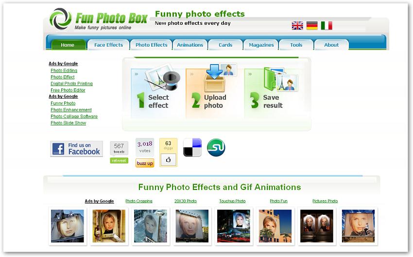 edit photos online